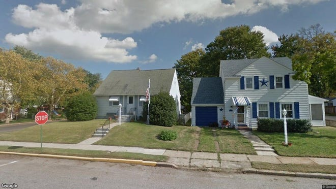 This Google Street View image shows the approximate location of 401 Greenwich Ave. in Paulsboro. The property at this address changed hands in November 2019, when new owners bought the property for $110,000.