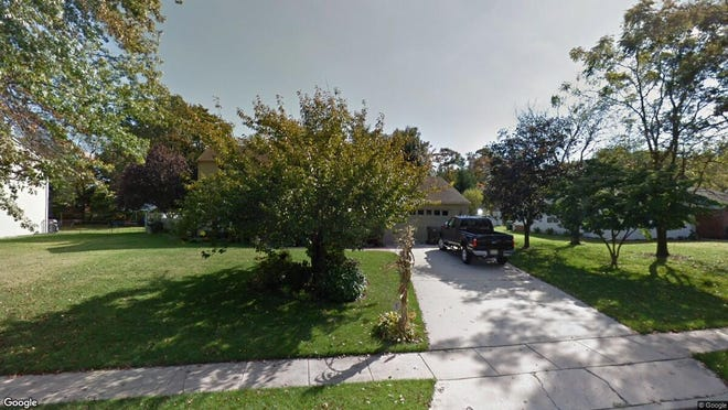 This Google Street View image shows the approximate location of 252 Genesee Road in East Greenwich. The property at this address changed hands in August 2019, when new owners bought the property for $252,000.