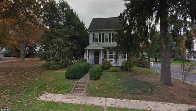 This Google Street View image shows the approximate location of 396 Kings Highway in East Greenwich. The property at this address changed hands in August 2019, when new owner bought the property for $240,000.
