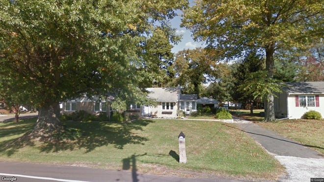 This Google Street View image shows the approximate location of 36 E. Cohawkin Road in East Greenwich. The property at this address changed hands in September 2019, when new owner bought the property for $252,000.