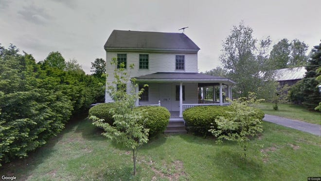 This Google Street View image shows the approximate location of 778 Rattling Run Road in East Greenwich. The property at this address changed hands in October 2019, when new owners bought the property for $380,000.