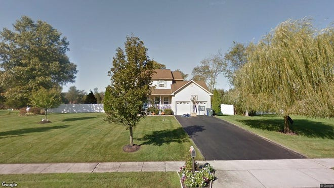 This Google Street View image shows the approximate location of 1685 Autumn Drive in Franklin. The property at this address changed hands in November 2019, when new owners bought the property for $305,000.