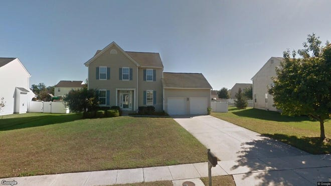 This Google Street View image shows the approximate location of 728 Devonshire Drive in Monroe. The property at this address changed hands in November 2019, when new owners bought the property for $240,000.