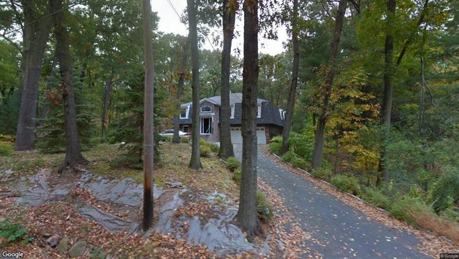 This Google Street View image shows the approximate location of 060 Pocono Road in Mountain Lakes. The property at this address changed hands in October 2019, when new owners bought the property for $735,000.