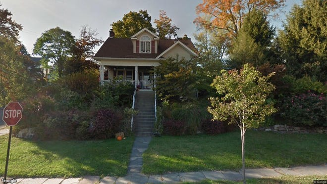 This Google Street View image shows the approximate location of 402 William St. in Boonton Town. The property at this address changed hands in November 2019, when new owners bought the property for $450,000.