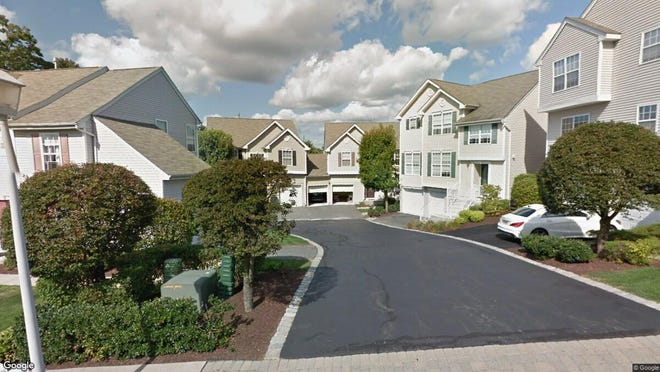 This Google Street View image shows the approximate location of 54 Brock Lane in Mount Olive. The property at this address changed hands in November 2019, when new owner bought the property for $277,500.
