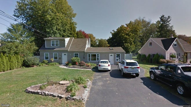This Google Street View image shows the approximate location of 37 Village Road in Pequannock. The property at this address changed hands in November 2019, when new owners bought the property for $354,000.