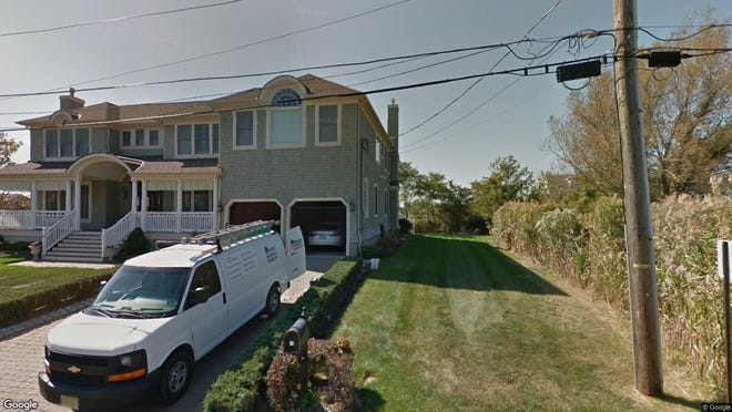 This Google Street View image shows the approximate location of 30 Columbus Drive in Monmouth Beach. The property at this address changed hands in November 2019, when new owners bought the property for $1,345,000.