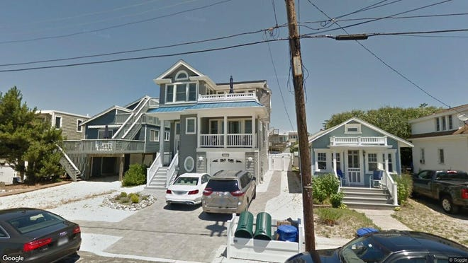This Google Street View image shows the approximate location of 109 E. 14th St. in Ship Bottom. The property at this address changed hands in November 2019, when new owners bought the property for $1,325,000.