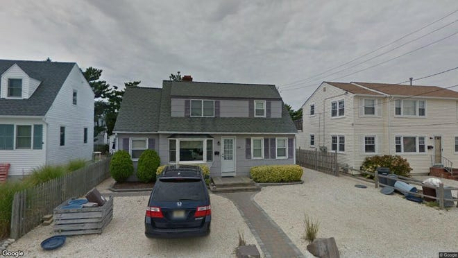 This Google Street View image shows the approximate location of 108 E. Bay Berry Drive in Long Beach Township. The property at this address changed hands in November 2019, when new owners bought the property for $1,185,000.