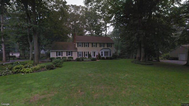 This Google Street View image shows the approximate location of 13 Beechtree Lane in Plainsboro. The property at this address changed hands in October 2019, when new owner bought the property for $677,000.