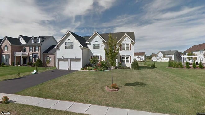 This Google Street View image shows the approximate location of 17 Raphael Drive in South Brunswick. The property at this address changed hands in September 2019, when new owners bought the property for $825,000.