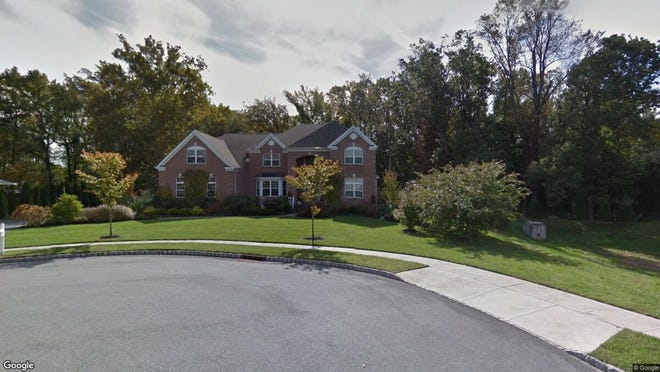This Google Street View image shows the approximate location of 508 Legends Court in East Greenwich. The property at this address changed hands in August 2019, when new owners bought the property for $595,000.