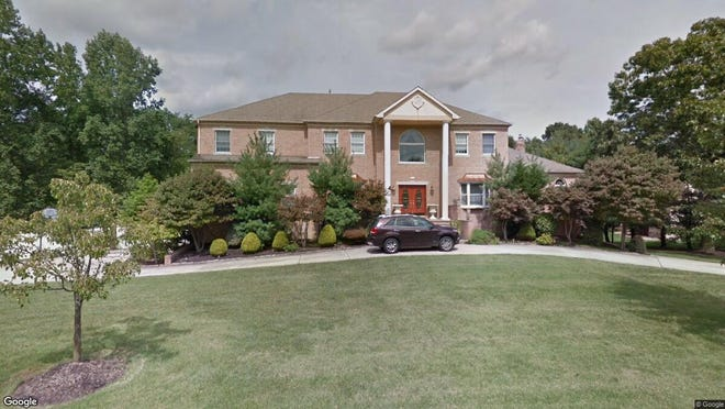 This Google Street View image shows the approximate location of 42 Berkshire Drive in Washington. The property at this address changed hands in November 2019, when new owner bought the property for $455,000.