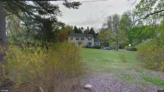 This Google Street View image shows the approximate location of 141 Glen Alpin Road in Harding. The property at this address changed hands in September 2019, when new owner bought the property for $1,268,000.