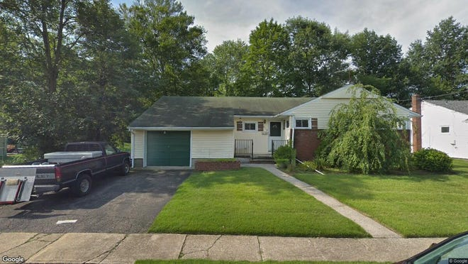 This Google Street View image shows the approximate location of 215 Park Ave. in Emerson. The property at this address changed hands in October 2019, when new owner bought the property for $330,000.