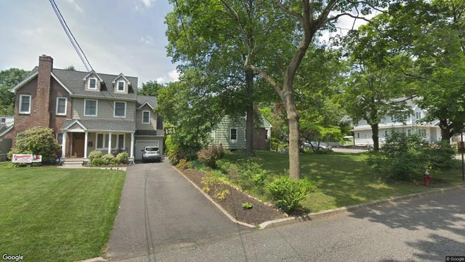 This Google Street View image shows the approximate location of 128 Forest Road in Glen Rock. The property at this address changed hands in September 2019, when new owner bought the property for $510,000.