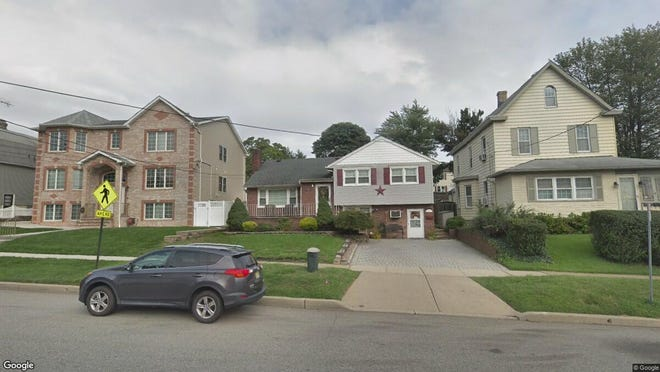 This Google Street View image shows the approximate location of 290 Orient Way in Lyndhurst. The property at this address changed hands in July 2019, when new owners bought the property for $420,000.