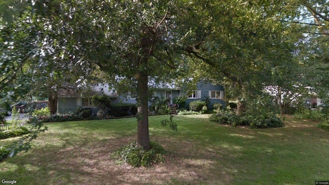 This Google Street View image shows the approximate location of 445 Patton Place in Wyckoff. The property at this address changed hands in September 2019, when new owner bought the property for $1,275,000.