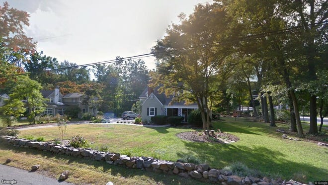 This Google Street View image shows the approximate location of 609 Overlook Drive in Wyckoff. The property at this address changed hands in July 2019, when new owners bought the property for $672,500.