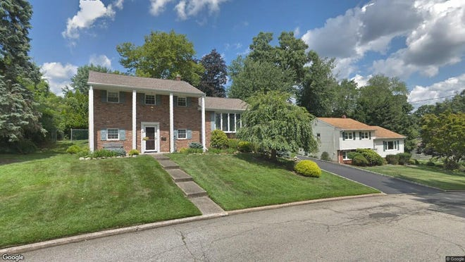 This Google Street View image shows the approximate location of 235 Capri Terrace in Park Ridge. The property at this address changed hands in October 2019, when new owners bought the property for $550,000.