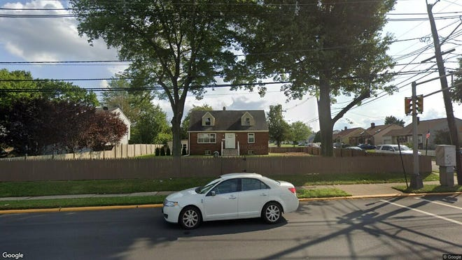 This Google Street View image shows the approximate location of 221 Inman Ave. in Woodbridge. The property at this address changed hands in November 2019, when new owners bought the property for $376,000.