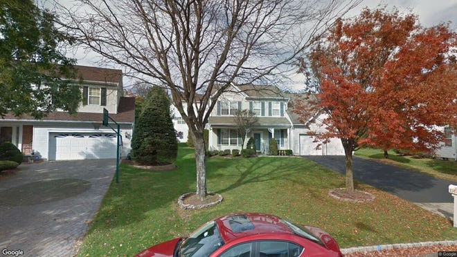 This Google Street View image shows the approximate location of 17 Hyde Park Drive in East Brunswick. The property at this address changed hands in November 2019, when new owners bought the property for $455,000.