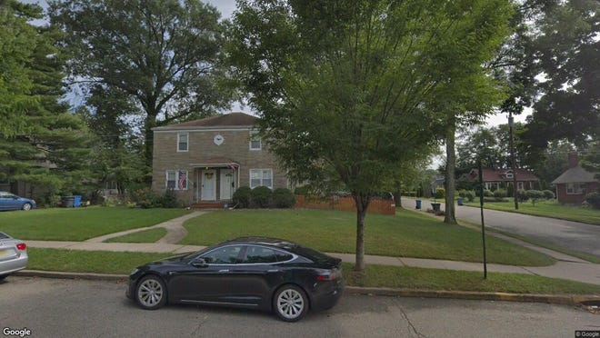 This Google Street View image shows the approximate location of 46 Hillside Ave. in Metuchen. The property at this address changed hands in December 2019, when new owners bought the property for $325,000.