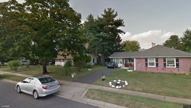 This Google Street View image shows the approximate location of 33 Middlebury Lane in Willingboro. The property at this address changed hands in September 2019, when new owners bought the property for $160,000.