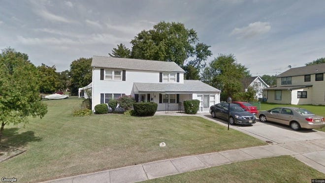This Google Street View image shows the approximate location of 41 Hampshire Lane in Willingboro. The property at this address changed hands in September 2019, when new owner bought the property for $215,000.