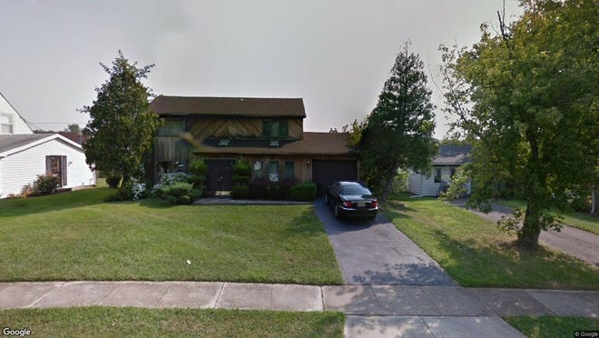 This Google Street View image shows the approximate location of 50 Hawthorne Lane in Willingboro. The property at this address changed hands in October 2019, when new owner bought the property for $31,000.