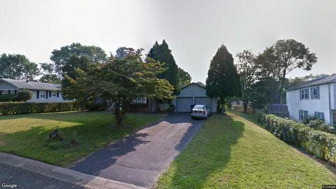 This Google Street View image shows the approximate location of 25 Tweedstone Lane in Willingboro. The property at this address changed hands in August 2019, when new owners bought the property for $254,900.