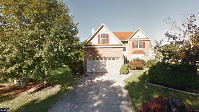 This Google Street View image shows the approximate location of 11 Cooks Mill Court in Mount Laurel. The property at this address changed hands in November 2019, when new owner bought the property for $384,900.
