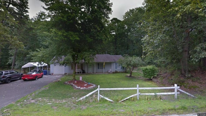 This Google Street View image shows the approximate location of 601 Junction Road in Pemberton Township. The property at this address changed hands in October 2019, when new owner bought the property for $174,900.