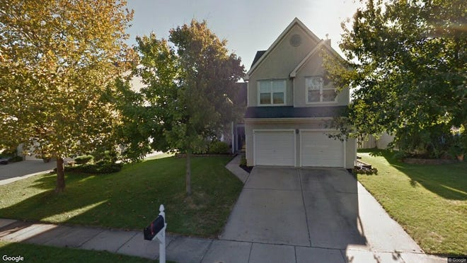 This Google Street View image shows the approximate location of 9 Biddle Way in Mount Laurel. The property at this address changed hands in November 2019, when new owners bought the property for $375,000.