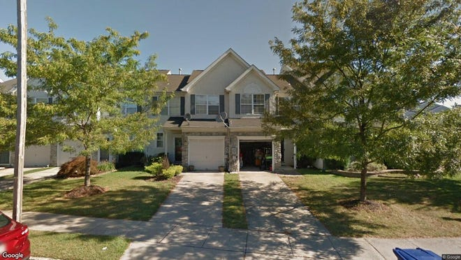 This Google Street View image shows the approximate location of 56 Chapel Hill Road in Mount Laurel. The property at this address changed hands in November 2019, when new owner bought the property for $120,577.