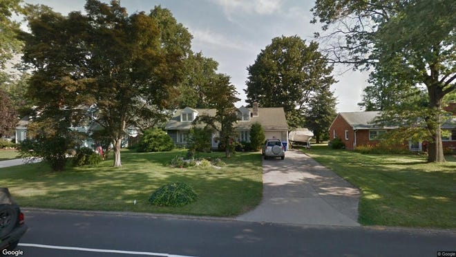 This Google Street View image shows the approximate location of 39 Front St. W. in Florence. The property at this address changed hands in July 2019, when new owners bought the property for $276,000.
