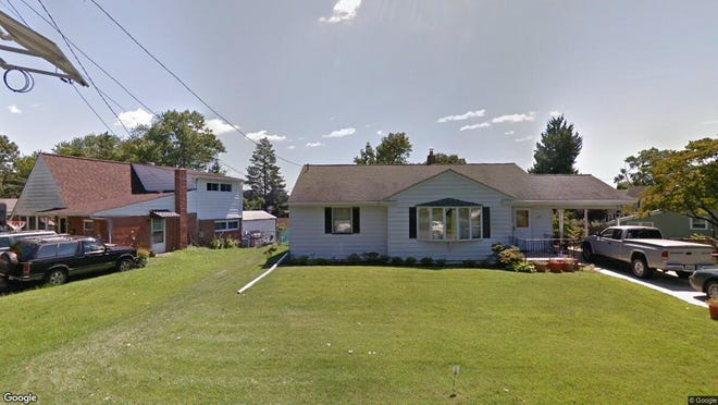 This Google Street View image shows the approximate location of 400 Oak St. in Florence. The property at this address changed hands in November 2019, when new owners bought the property for $229,200.