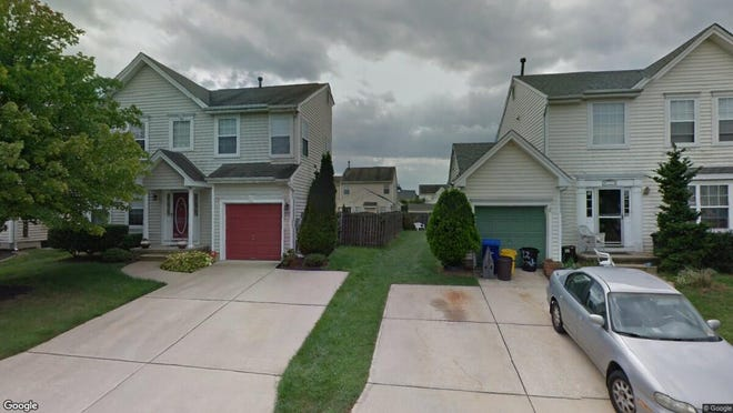 This Google Street View image shows the approximate location of 90 Bentwood Drive in Westampton. The property at this address changed hands in September 2019, when new owners bought the property for $282,000.