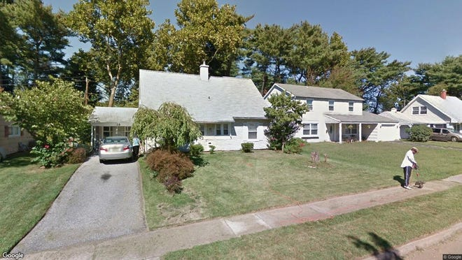 This Google Street View image shows the approximate location of 25 Budhollow Lane in Willingboro. The property at this address changed hands in October 2019, when new owner bought the property for $27,000.