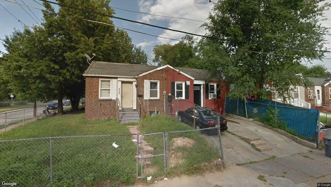 This Google Street View image shows the approximate location of 644 Beideman Ave. in Camden. The property at this address changed hands in October 2019, when new owner bought the property for $60,000.