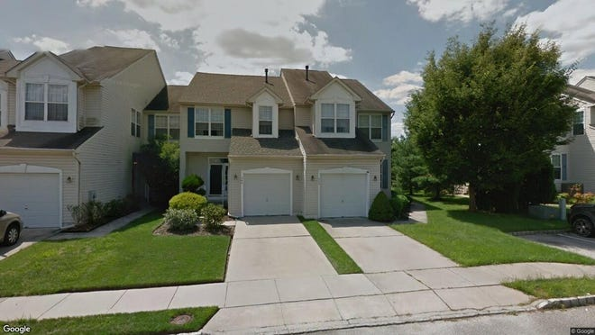 This Google Street View image shows the approximate location of 345 Tuvira Lane in Cherry Hill. The property at this address changed hands in August 2019, when new owner bought the property for $276,250.