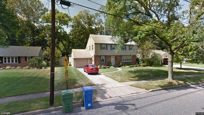 This Google Street View image shows the approximate location of 428 Covered Bridge Road in Cherry Hill. The property at this address changed hands in September 2019, when new owners bought the property for $350,000.