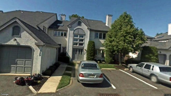 This Google Street View image shows the approximate location of 330 Chanticleer in Cherry Hill. The property at this address changed hands in October 2019, when new owner bought the property for $175,000.