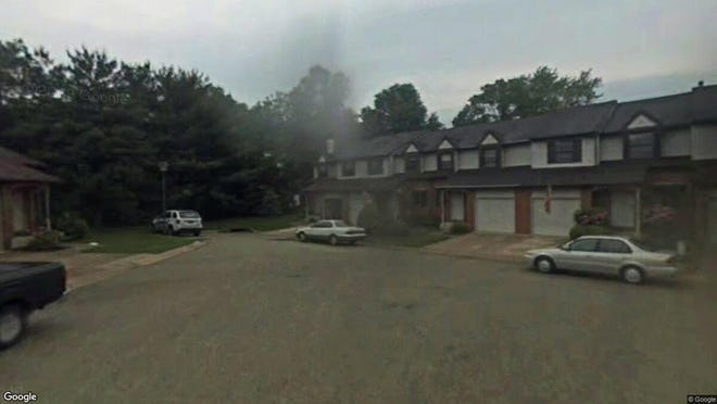 This Google Street View image shows the approximate location of 44 Greensward in Cherry Hill. The property at this address changed hands in September 2019, when new owner bought the property for $202,000.