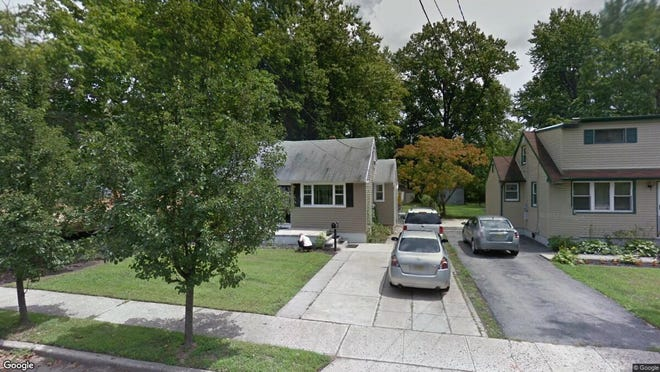 This Google Street View image shows the approximate location of 315 Monroe Ave. in Cherry Hill. The property at this address changed hands in September 2019, when new owner bought the property for $187,000.