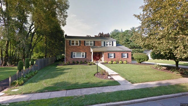 This Google Street View image shows the approximate location of 1820 Russet Drive in Cherry Hill. The property at this address changed hands in October 2019, when new owners bought the property for $333,500.
