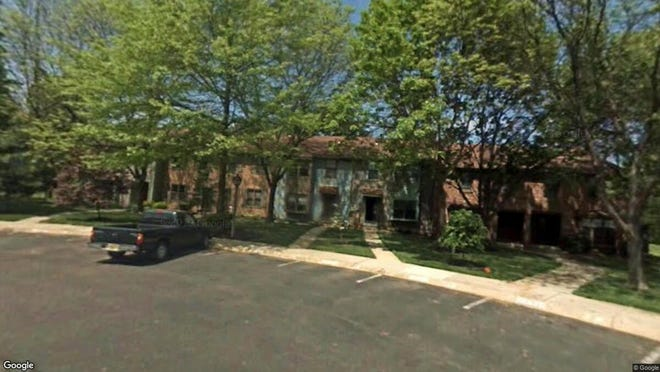 This Google Street View image shows the approximate location of 724 Kings Croft in Cherry Hill. The property at this address changed hands in October 2019, when new owner bought the property for $190,000.