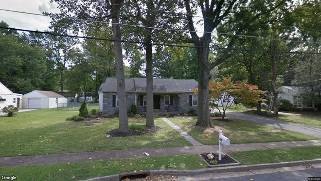 This Google Street View image shows the approximate location of 635 Highland Ave. in Cherry Hill. The property at this address changed hands in October 2019, when new owners bought the property for $215,000.