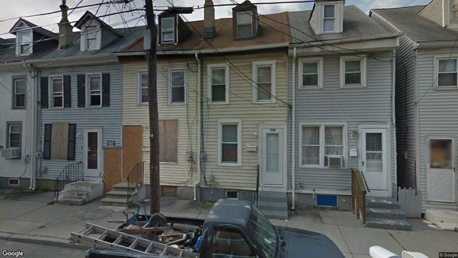 This Google Street View image shows the approximate location of 314 Ridgeway St. in Gloucester City. The property at this address changed hands in October 2019, when new owner bought the property for $32,000.